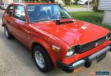 Classic 1978 Honda Civic for Sale