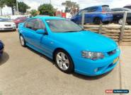 2006 FORD BF MKII FALCON XR6 6 SPEED for Sale