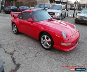 Classic 1996 Porsche 911 for Sale