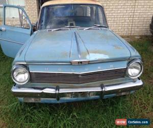 Classic 1963 EJ Holden Special Sedan for Sale