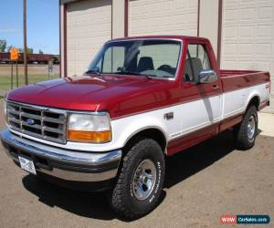 Classic 1996 Ford F-150 for Sale