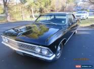 1966 Chevrolet Chevelle Base Sedan 2-Door for Sale