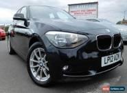 2012 12 BMW 1 SERIES 2.0 116D SE 5DR AUTO 114 BHP DIESEL for Sale
