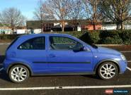 2006 VAUXHALL CORSA 1.4 SXI BLUE Excellent Runner.  for Sale