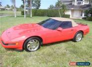 1994 Chevrolet Corvette Base Convertible 2-Door for Sale