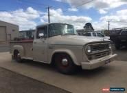 1968 C1100 International Pickup Chev Ford Holden Truck for Sale