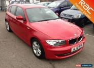BMW 1 Series 5dr DIESEL MANUAL 2010/60 for Sale