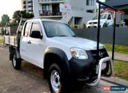 2009 Mazda BT50+ 4 seats and perfect service history.  for Sale