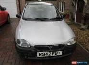VAUXHALL CORSA MERIT 12V 1.0 1998 113600 MILES for Sale