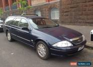 Ford Fairmont 2002 Wagon automatic 240,000km. for Sale