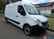 2015 Renault Master X62 MY15 (NBI) MWB MID Automatic 6sp A Van for Sale