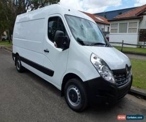 Classic 2015 Renault Master X62 MY15 (NBI) MWB MID Automatic 6sp A Van for Sale