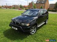 BMW X5 3.0i M Sport Auto, 2001, VGC, massive specification, 8 month MOT, FSH. for Sale