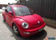 2000 VW Beetle for Sale
