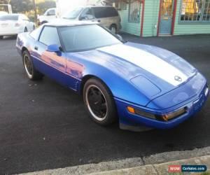 Classic 1995 Chevrolet Corvette Base Coupe 2-Door for Sale