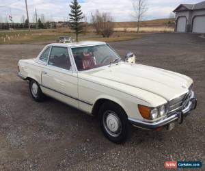Classic Mercedes-Benz: SL-Class 350 SL CONVERTIBLE for Sale