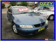 2002 Holden Commodore VX II Executive Blue Automatic 4sp A Sedan for Sale