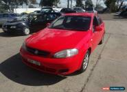 2008 Holden Viva JF MY08 Upgrade Red Automatic 4sp A Hatchback for Sale