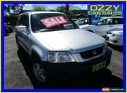 1999 Honda CR-V (4x4) Silver Automatic 4sp A Wagon for Sale