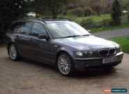 2002 BMW 3 Series 2.2 320i Touring 5dr for Sale