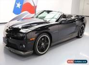 2011 Chevrolet Camaro SS Convertible 2-Door for Sale