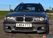 2004 BMW 318I SPORT TOURING AUTO GREY for Sale