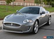 2010 Jaguar XKR Base Coupe 2-Door for Sale