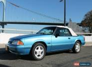 1992 Ford Mustang LX Convertible 2-Door for Sale