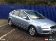 ford focus ghia 5door for Sale
