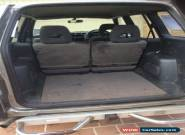 Toyota Rav4 (4x4) (2000) 4D Wagon Manual (2L - Electronic F/INJ) Seats for Sale