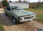 1969 Chevrolet Camaro Base coupe for Sale