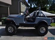 Jeep: CJ for Sale