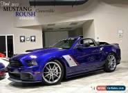 2013 Ford Mustang 2dr Convertible for Sale
