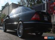 Mercedes-Benz: S-Class for Sale
