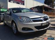 2007 Holden Astra TS MY06 Convertible Silver Automatic 4sp A Convertible for Sale