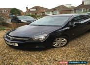 2010 VAUXHALL ASTRA SRI 88 BLACK for Sale