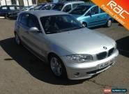 BMW 1 Series 5dr DIESEL MANUAL 2006/56 for Sale