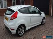 2011 Ford Fiesta 1.6 TDCi Zetec S 3dr for Sale
