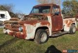 Classic 1955 Ford F-100 Base Standard Cab Pickup 2-Door for Sale
