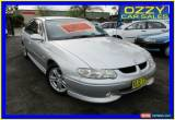 Classic 2001 Holden Commodore VX Executive Silver Automatic 4sp A Sedan for Sale