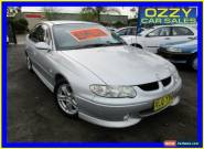 2001 Holden Commodore VX Executive Silver Automatic 4sp A Sedan for Sale