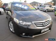 2011 Honda Accord 10 MY11 Euro Luxury Grey Automatic 5sp A Sedan for Sale