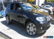 2011 BMW X5 E70 MY10 xDrive 40D Sport Black Automatic 8sp A Wagon for Sale