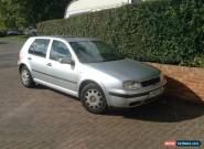 mk4 golf 2002 1.6 16v for Sale