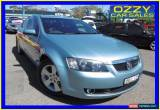 Classic 2007 Holden Calais VE V Blue Automatic 5sp A Sedan for Sale