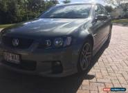 SV6 Commodore  2011 VE for Sale
