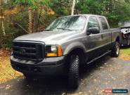 Ford: F-350 4X4 Crew Cab, short bed, Automatic for Sale