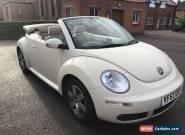 Volkswagen Convertible Beetle 1.6 Luna Petrol for Sale