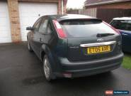 2005 FORD FOCUS 1.8 TDCi HATCH SPARES OR REPAIR for Sale