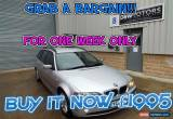 Classic BMW 320 2.0TD auto 2004MY d ES Touring for Sale